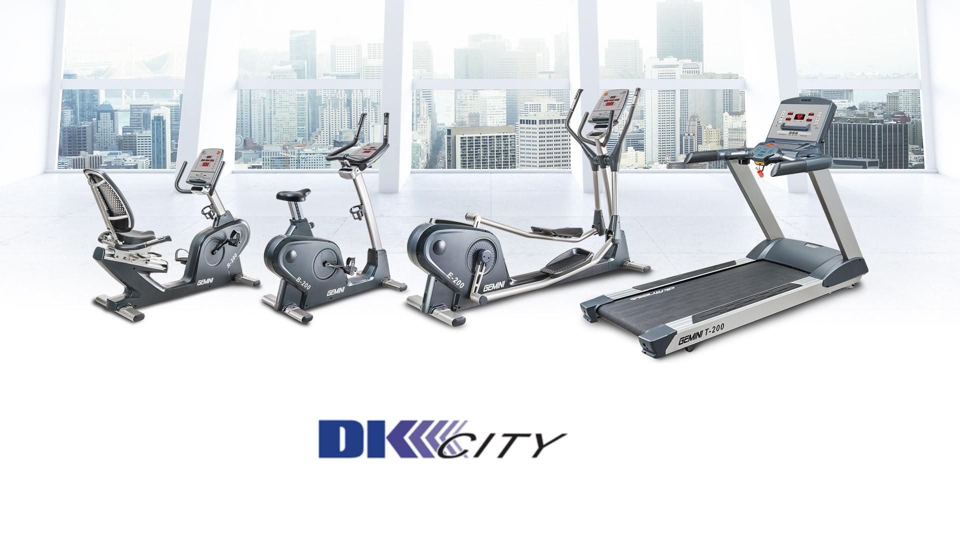 DK City