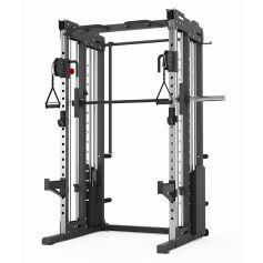 Titanium Strength Profesional FT3: Doble Polea, Smith System y Rack