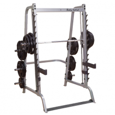Body Solid Serie 7 Multipower musculacion
