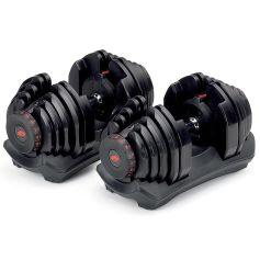 Bowflex Original SelectTech 1090i Mancuernas Ajustables (4,5 - 40,8kg) (Peso Libre)