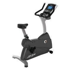 Life Fitness C3 Track Bicicleta Vertical cardio profesional