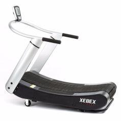 Xebex Cinta de Correr Auto-Generada Curvada (Cintas de Correr) progym cintas de correr autogeneradas profesionales