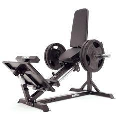 ForceUSA Compact Standing Leg Press / Calf Raise Combo F-CLP