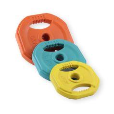 Discos Body Pump 28,5 mm Goma 2,5 Kg - PROWOD I progym.es