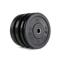 Discos de Goma Bumper desde 5 kg - 105170/174 AFW (Peso Libre)