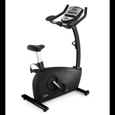 B6 LED BLACK Bicicleta Vertical - Circle Fitness (Bicicletas estáticas)