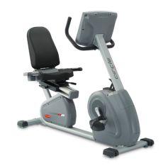 R8 LED SILVER Bicicleta Reclinada - Circle Fitness (Bicicletas reclinables)