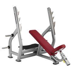 L820 Banco Press Inclinado - BH Fitness (Bancos)
