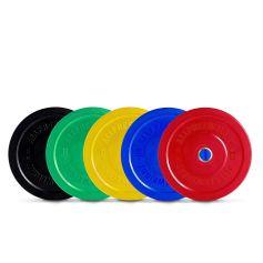 Lote Discos Bumper Color - ROOT I progym.es