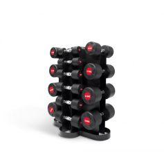 Pack Mancuernas de 1 a 10 Kg + Rack Vertical 4L - PROWOD I progym.es