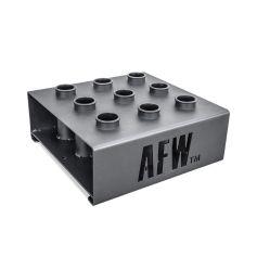 Rack 9 Barras Vertical - AFW
