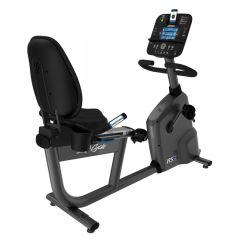 Life Fitness RS3 Track Bicicleta Reclinada cardio profesional