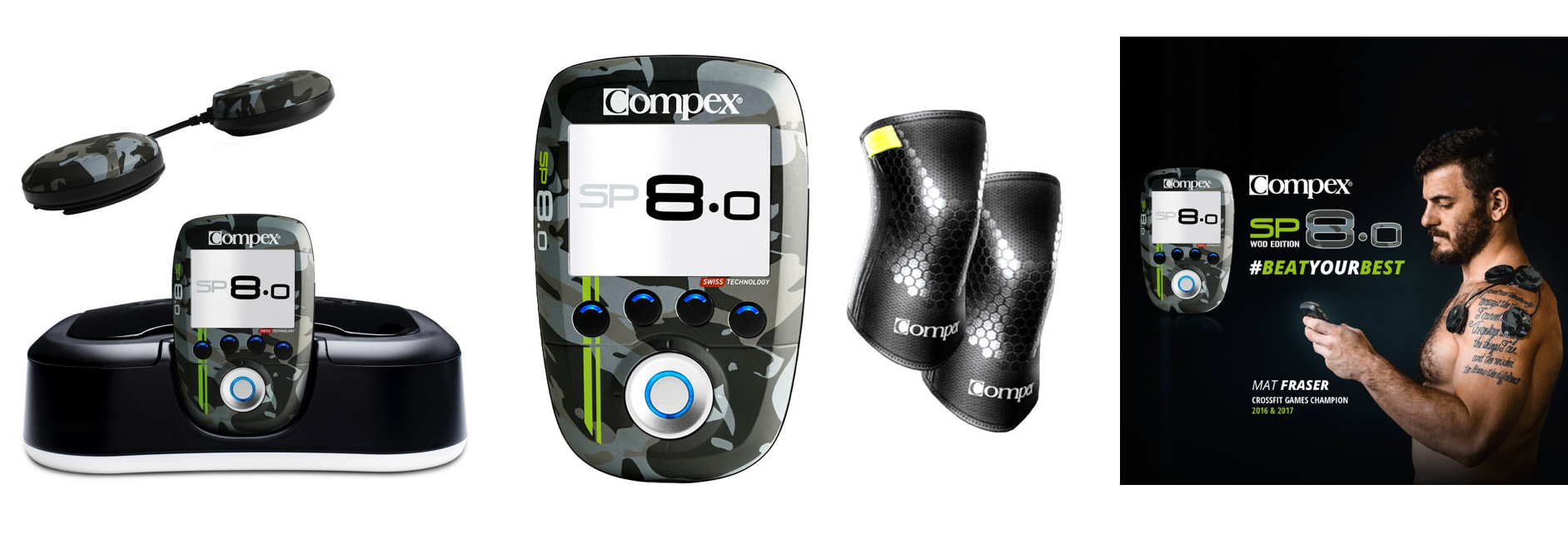 compex 8.0 wod montaje ch