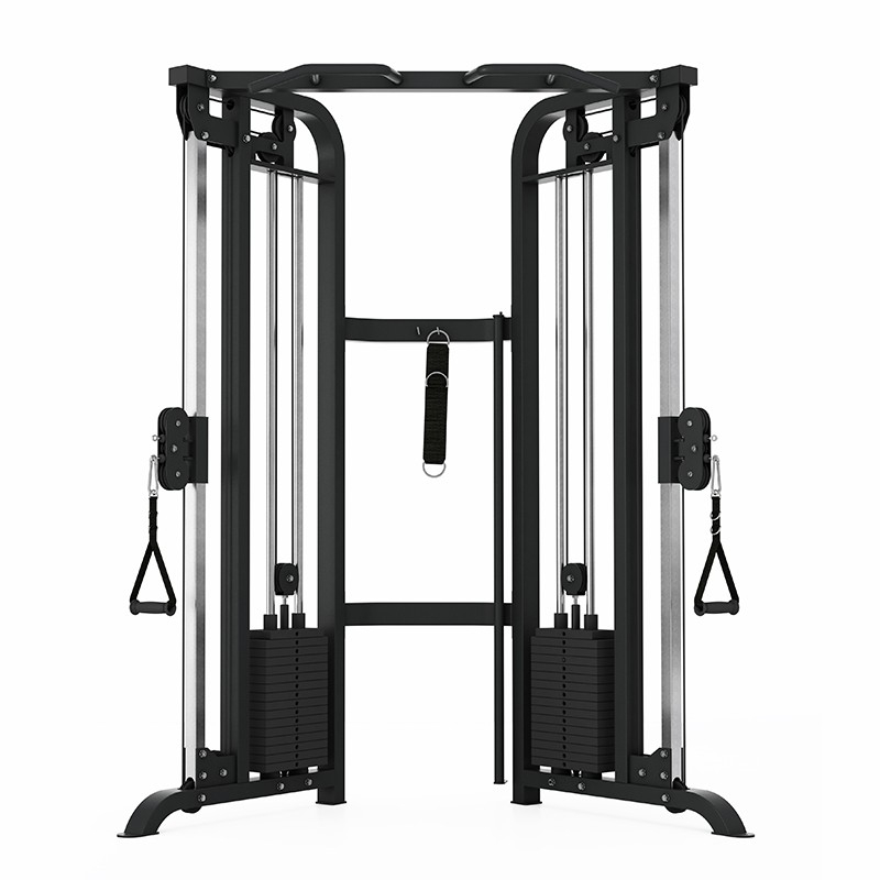 TS Dual ajustable pulley