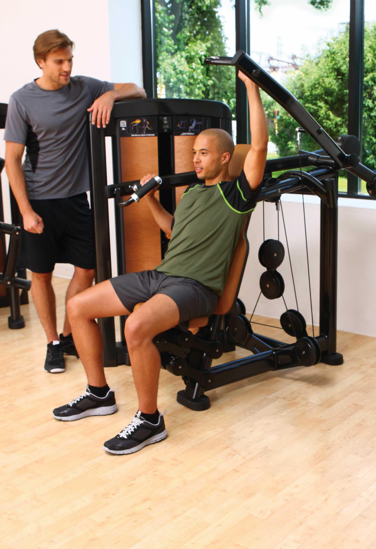 Personal Trainer y Preparadores