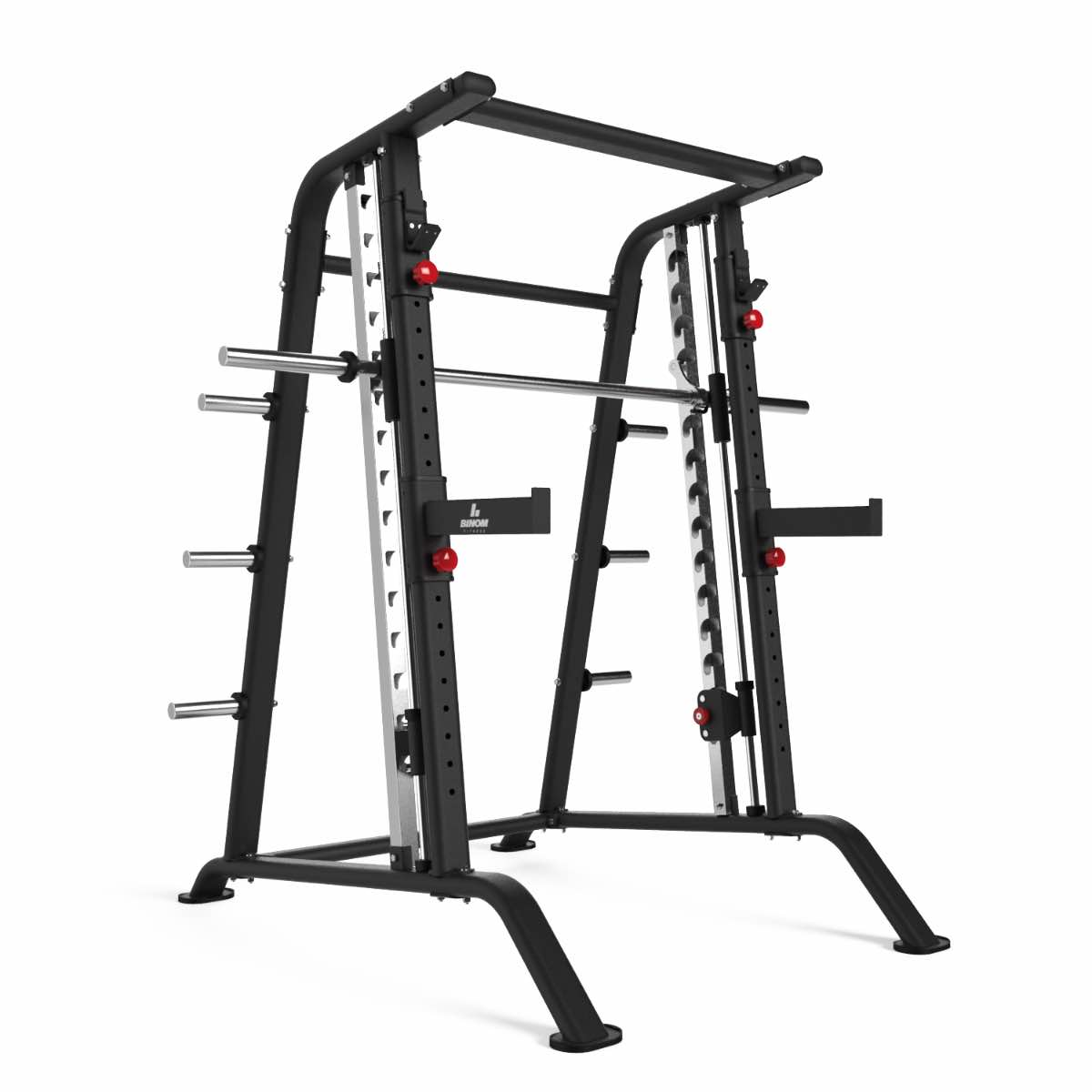 Binom Strength Smith Multipower y Rack Total BS04