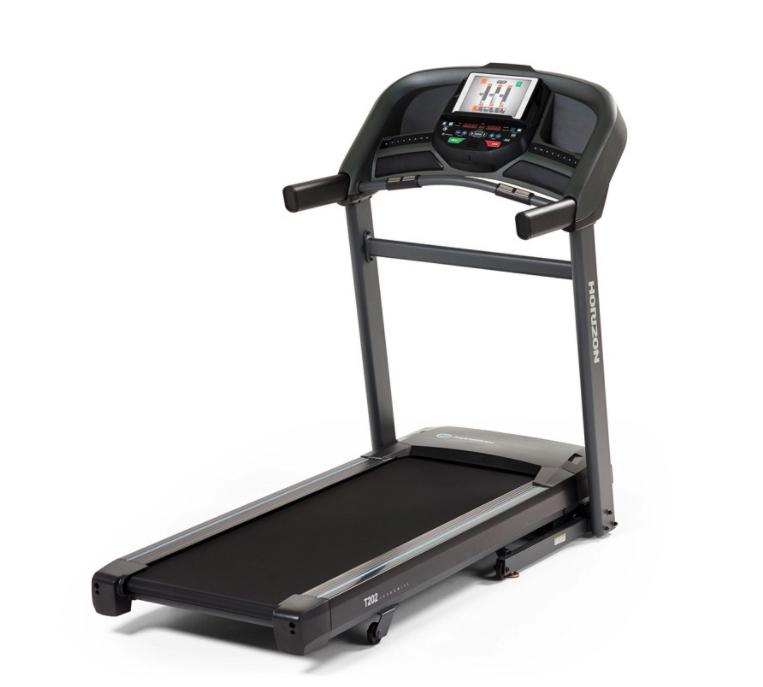 Horizon Treadmill T202