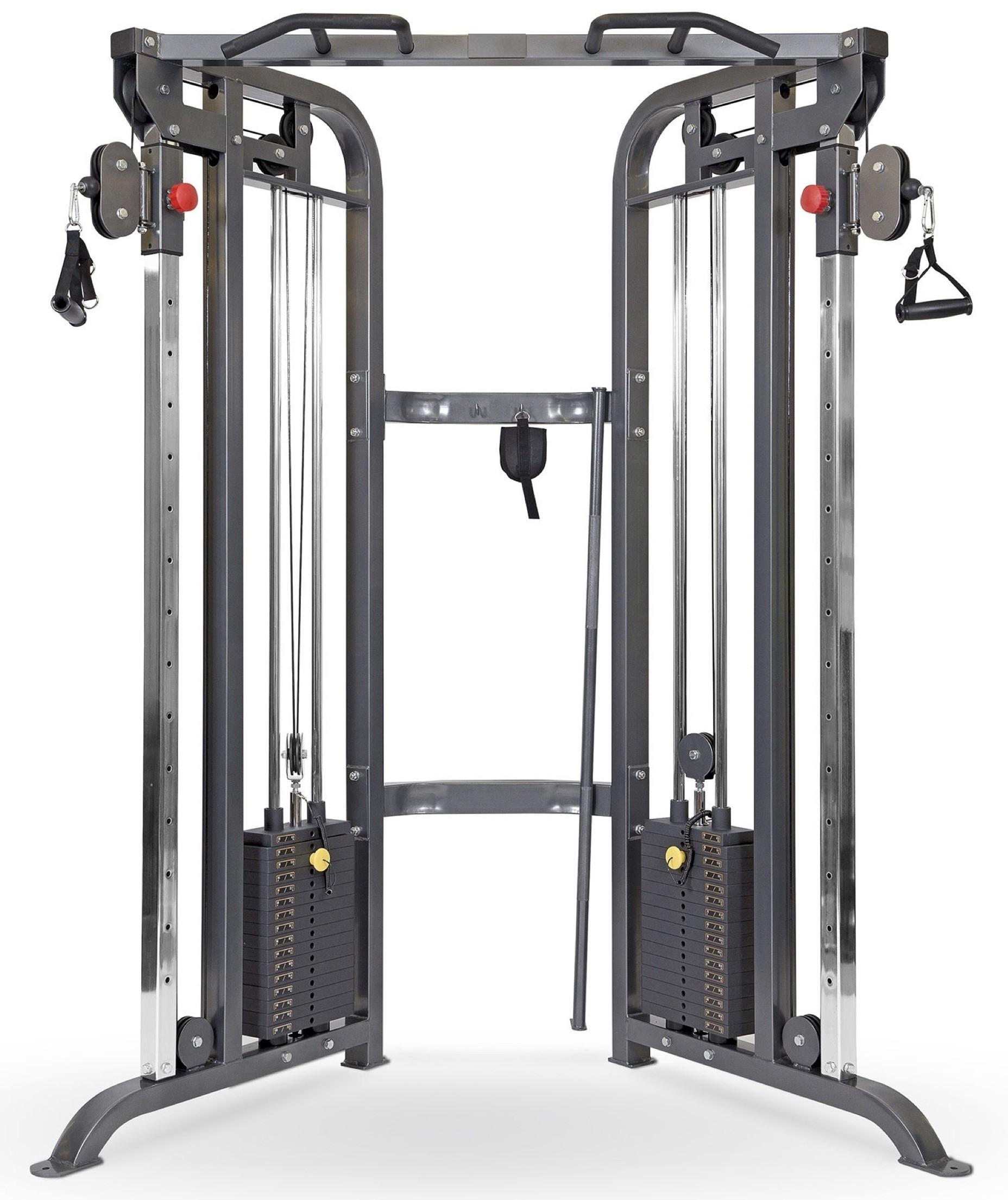 Titanium Strength Dual Adjustable Pulley Machine 820DP