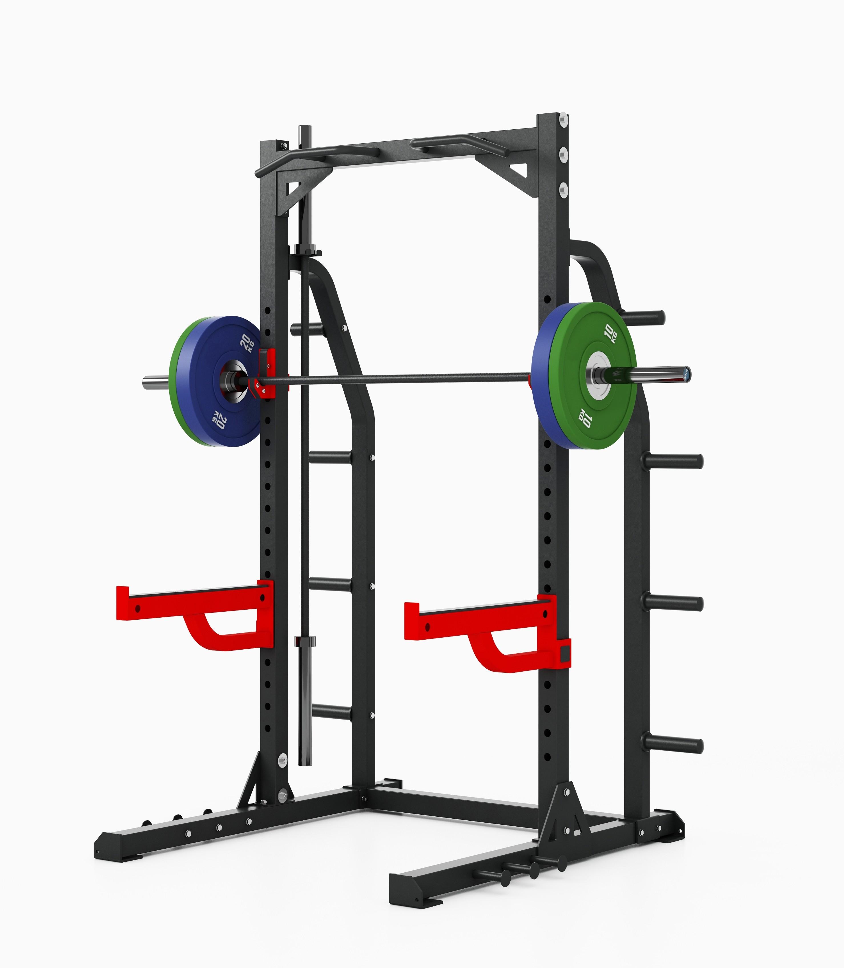 Titanium Strength HD Half Rack X Line - 100% Profesional