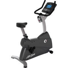 Life Fitness C1 Track Bicicleta Vertical cardio profesional