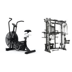 Titanium Strength Pack AirBike + Monster G9