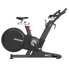 Binom Fitness BC1 Bicicleta de Spinning Profesional Magnética con Consola