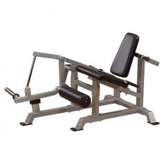 Leverage Leg Extension ProClub Line - BODY SOLID I progym.es