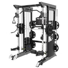 Force USA F100 Functional Trainer – 200 Kilos de placas incluído