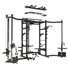 ForceUSA Power Rack / CrossOver 100% Incluido (Musculación)