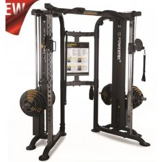 Functional Trainer-Polea Dual - POWERTEC I progym.es
