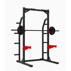 Titanium Strength Evolution Heavy Duty Half Rack Semi-Profesional