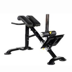 Hyperextension Crunch - POWERTEC I progym.es banco