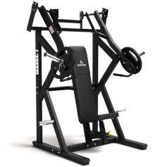 Press Inclinado proiron maquina de palanca musculacion profesional