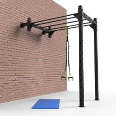 ProStrength Rack de Crossfit Funcional Profesional + Accesorios (Musculación)