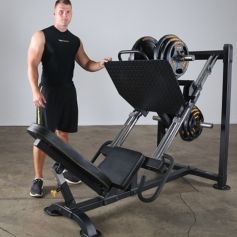 Leg Press - POWERTEC I progym.es