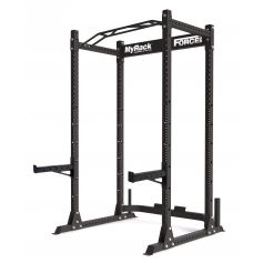 ForceUSA MyRack Power Rack + Chin Up + Spotters Seguridad