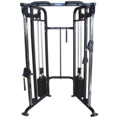 Compact Dual Adjustable Pulley - PRIMAL STRENGHT I progym.es