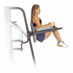 Vertical Knee Raise and Dip Station para G9S - GKR9 Body-Solid (Musculación)