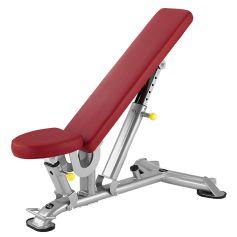 L825 Banco Multiposición - BH Fitness (Bancos)