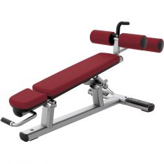 Adjustable Decline / Abdominal Bench Signature Series - Life Fitness (Bancos)