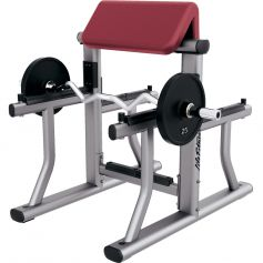 Arm Curl Bench Signature Series - Life Fitness (Bancos)