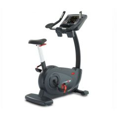 B8 LED BLACK Bicicleta Vertical - Circle Fitness (Bicicletas estáticas)