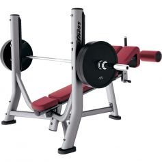 Olympic Decline Bench Signature Series - Life Fitness (Bancos)