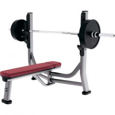 Olympic Flat Bench Signature Series - Life Fitness (Bancos)