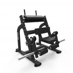 Bodytone Series Maxx MX08 Femoral (Musculación) progym maquinas de carga de discos profesionales