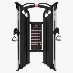 ProStrength Dual Adjustable Pulley - Polea Ajustable Profesional + Accesorios (Musculación)