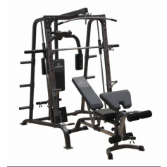 Titanium Strength Total Smith Machine & High Lat/Low Row