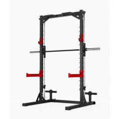 Titanium Strength Evolution Deluxe Smith Machine y Rack semi-profesional