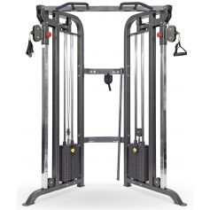Titanium Strength Dual Adjustable Pulley Machine 820DP (Musculación)