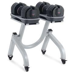 Titanium Strength MaxBell MB360 2-36 kg con Rack incluido